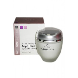 New Age Control Active Beautifying Night Cream / КРЕМ НОВАЯ ЭРА  50 МЛ